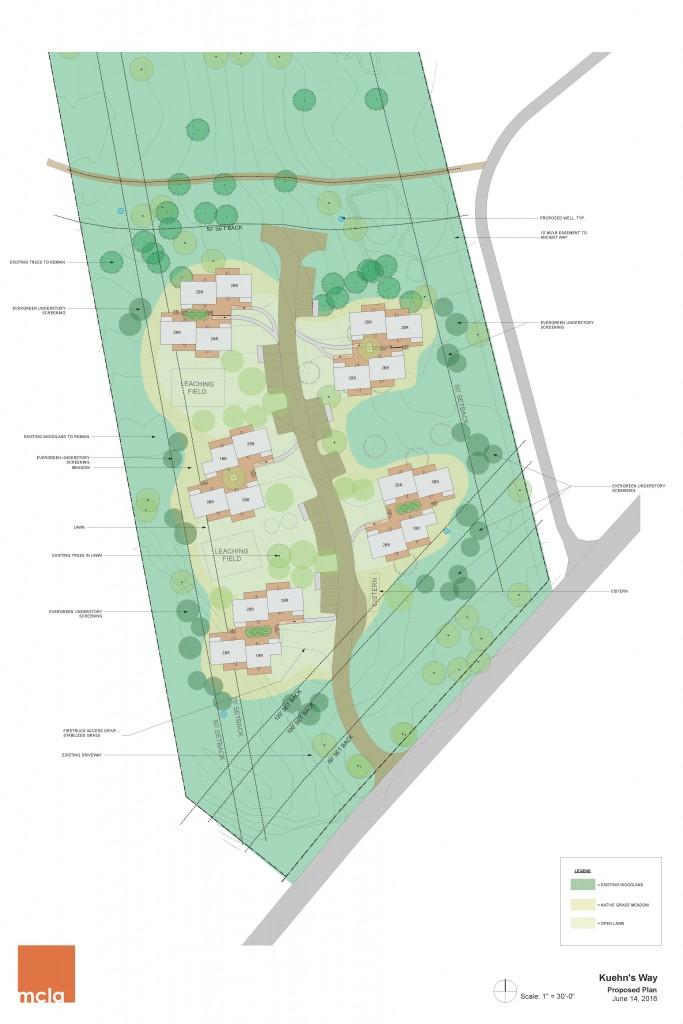 KW Site Plan