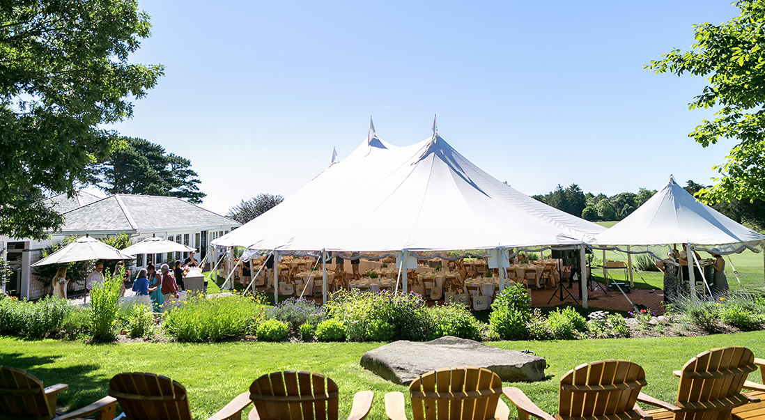 Click on the Tent to Visit Our Virtual Brunch Fundraising Home Page
